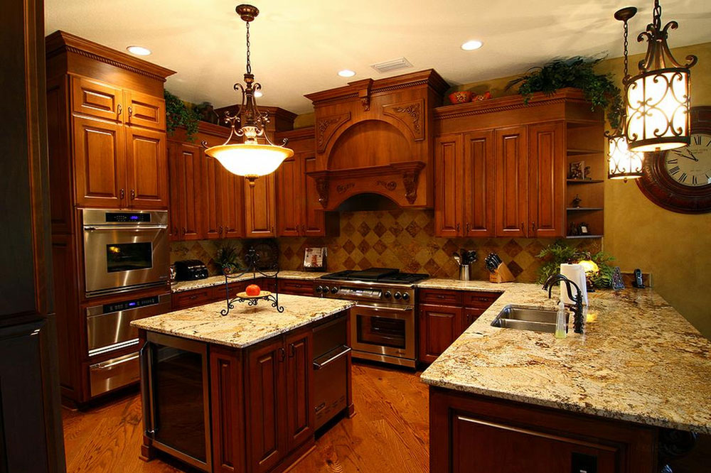 Traditional Kitchen Interior Design Ideas (9)