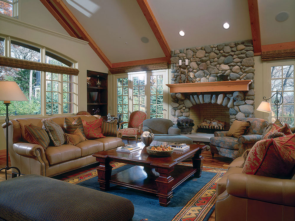 Vaulted Ceiling Living Room Design Ideas (4) - Vaulted Ceiling Living Room Design Ideas