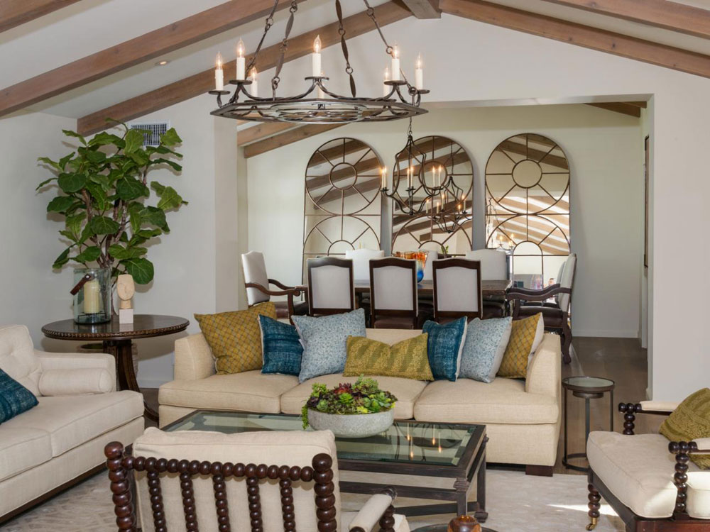 Vaulted Ceiling Living Room Design Ideas (8) - Vaulted Ceiling Living Room Design Ideas