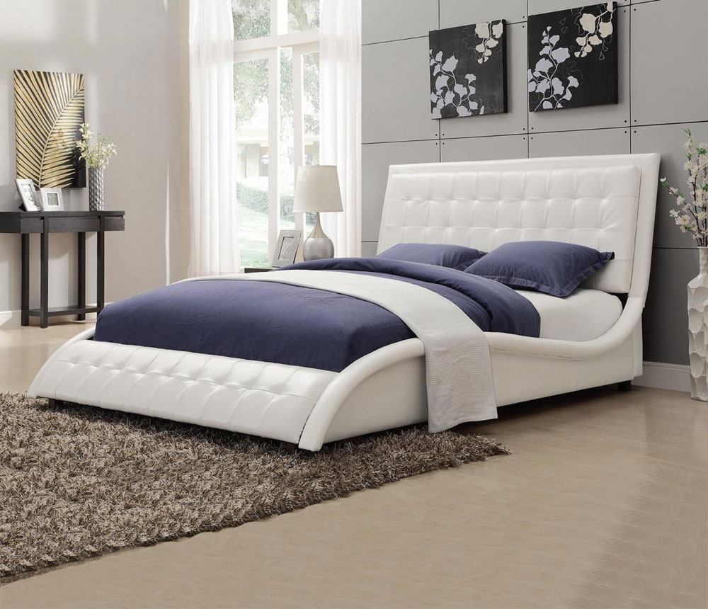 White Bedroom Interior Design Ideas 1