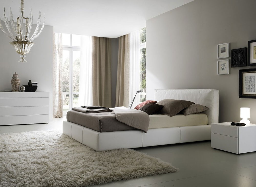 White Bedroom Interior Design Ideas (10)