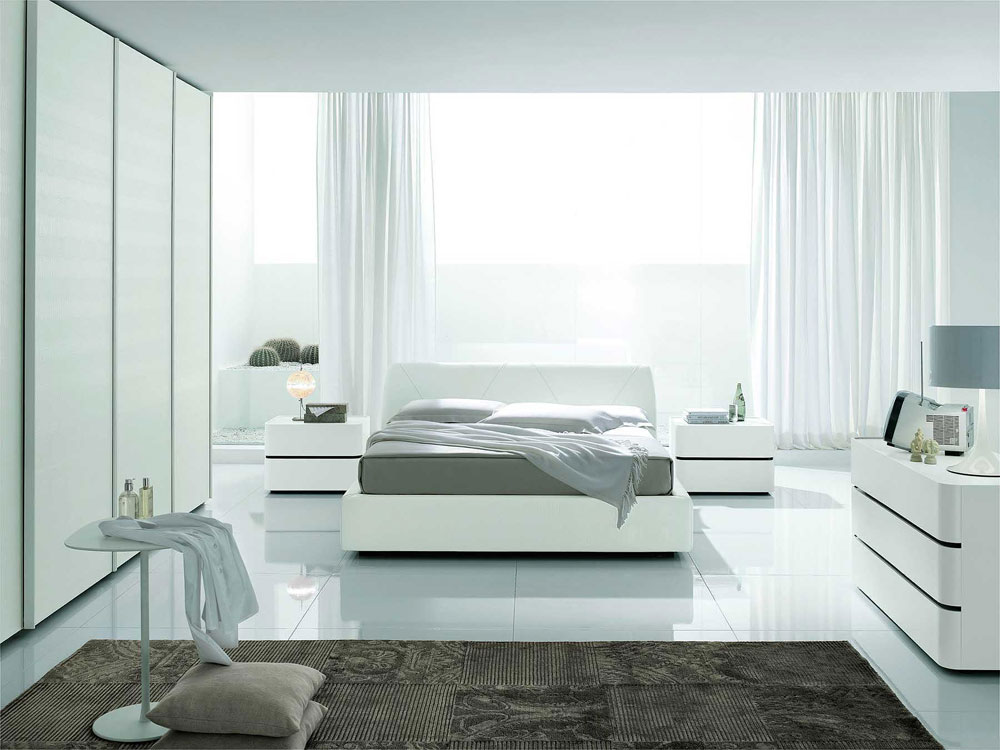White Bedroom Interior Design Ideas (11)