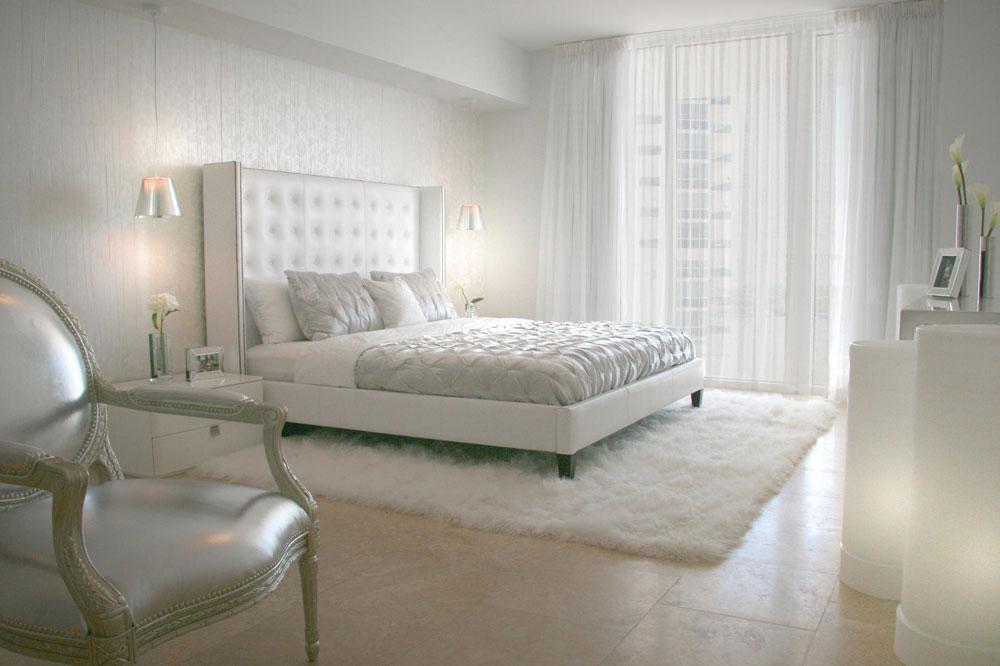 White Bedroom Interior Design Ideas (12)