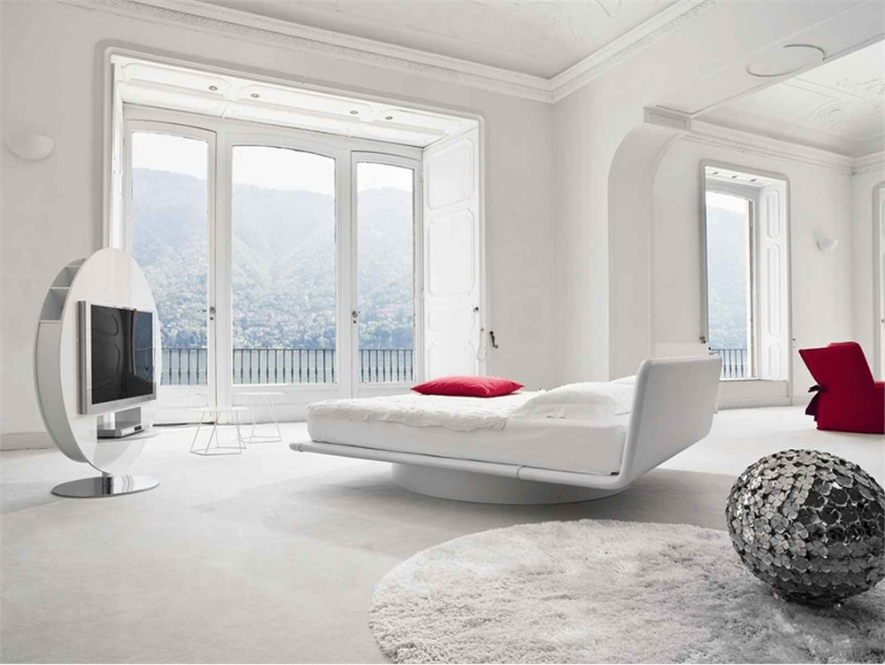 White Bedroom Interior Design Ideas 7