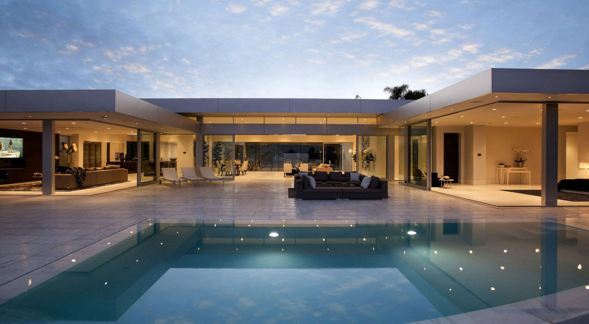 Houses With Beautiful Architecture And Interior Design By McClean ...