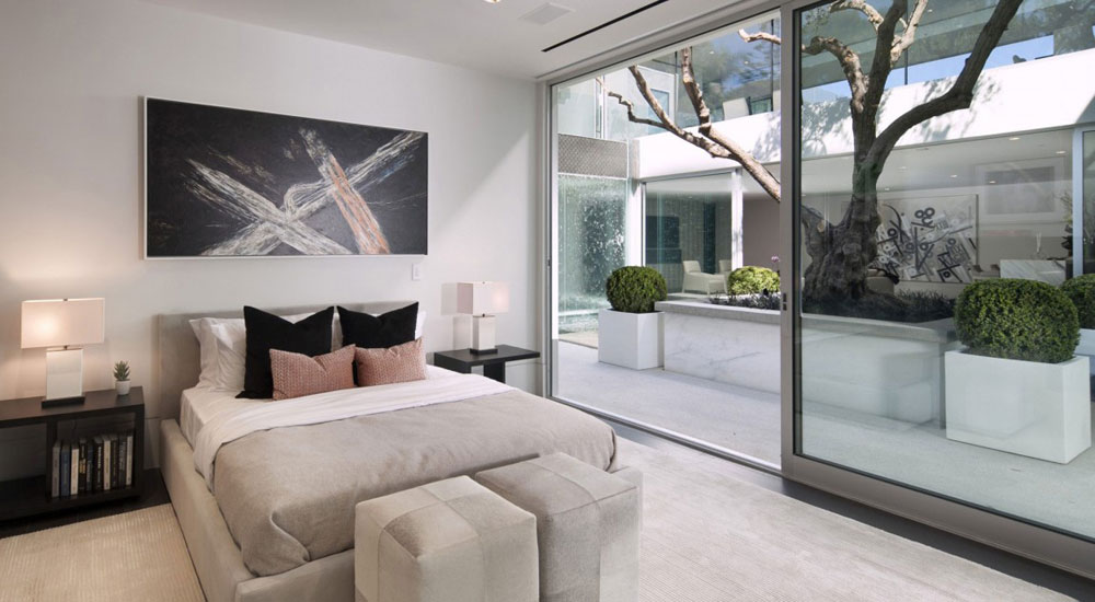 Cool Bedrooms With Modern Design That Take Advantage Of ...