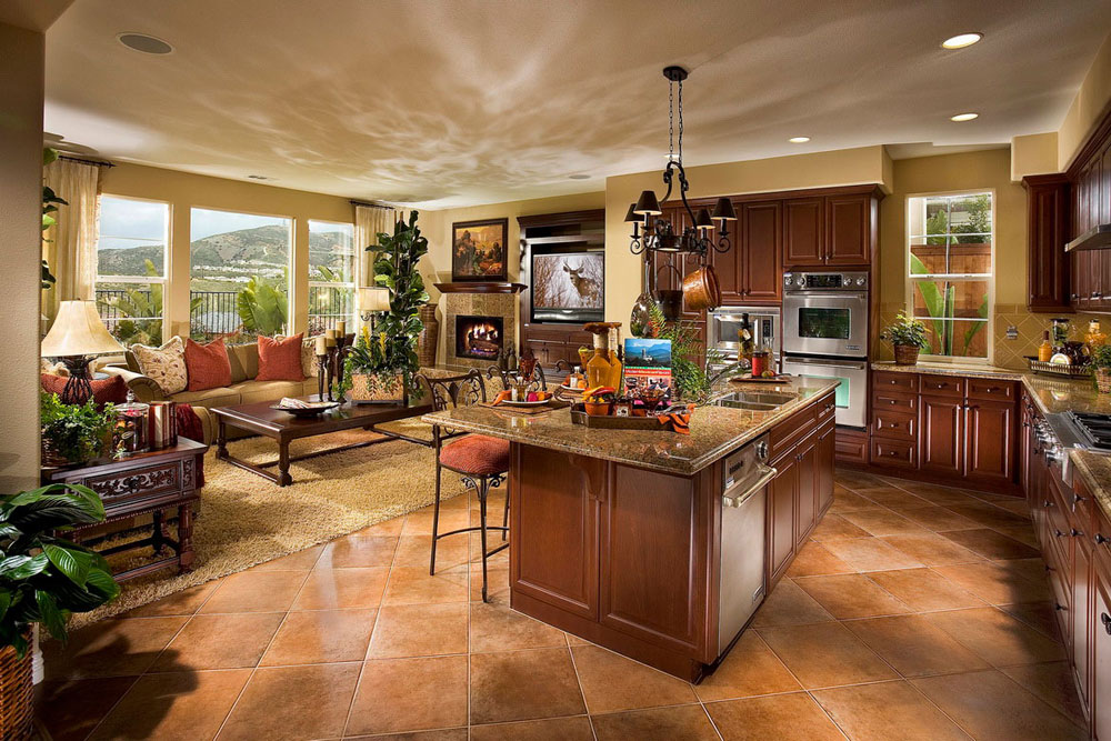 creating an open plan kitchen design tips on doing it properly