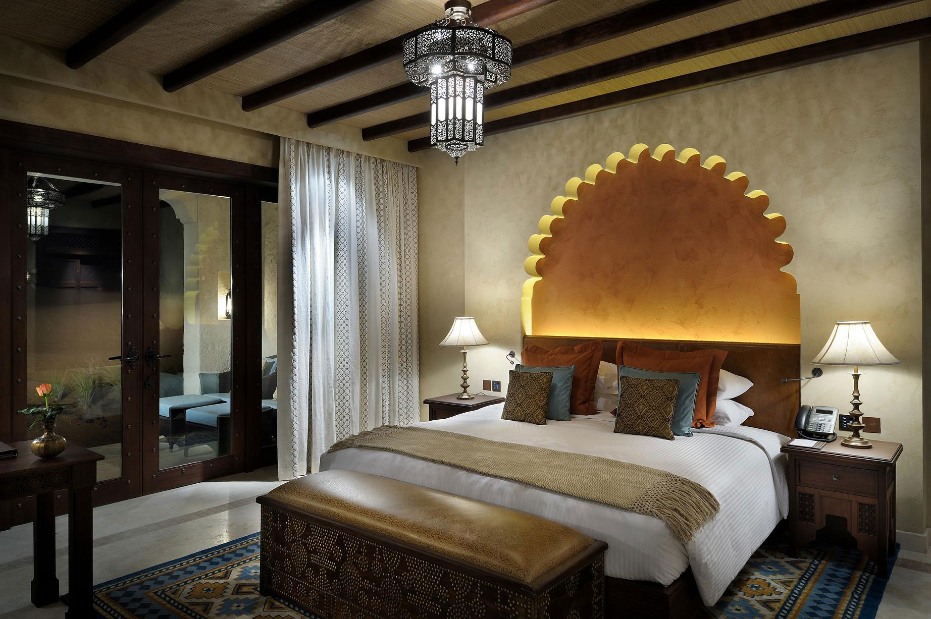 Middle Eastern Bedroom Decor Arabic Interior Design Decor Ideas And Photos