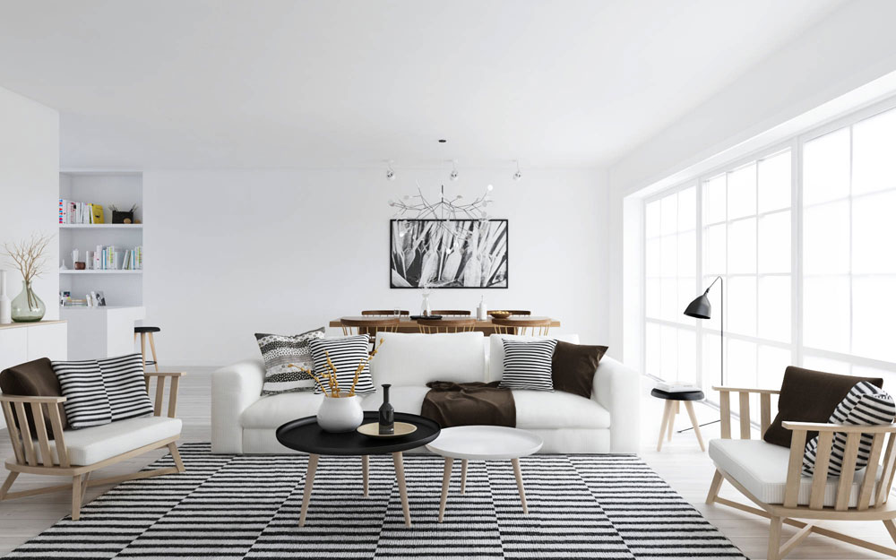 Image result for Scandinavian modern