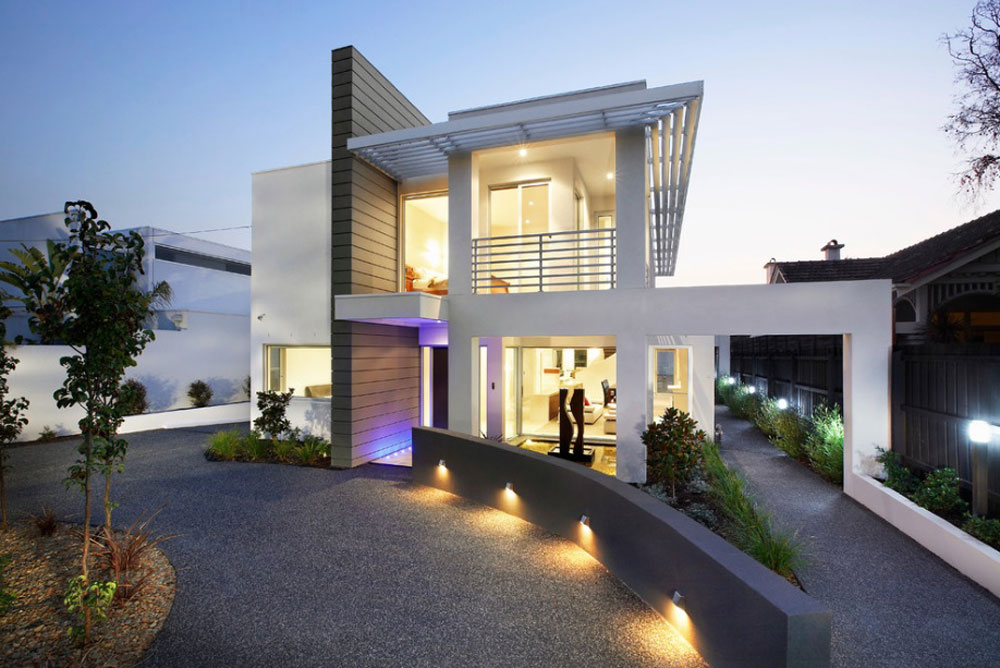 House Architecture Ideas Showcasing Beautiful Homes