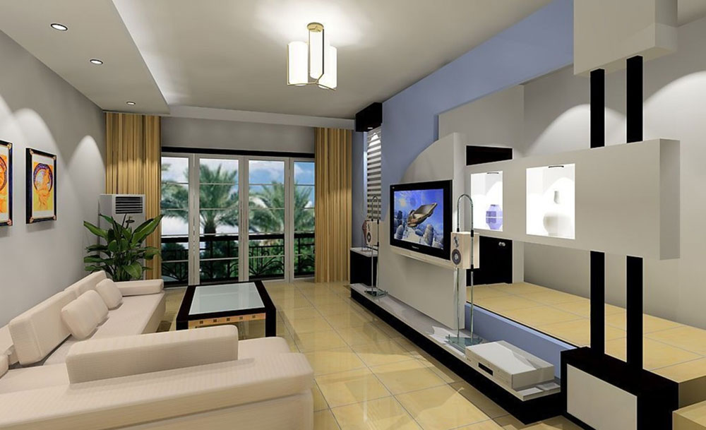 Outstanding Interior Design For Rectangular Living Room Largest Home Design Picture Inspirations Pitcheantrous