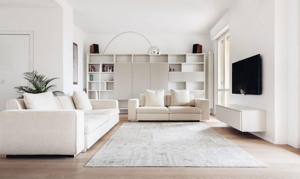 Interior Design For Rectangular Living Room Mesmerizing Rectangular Living Room