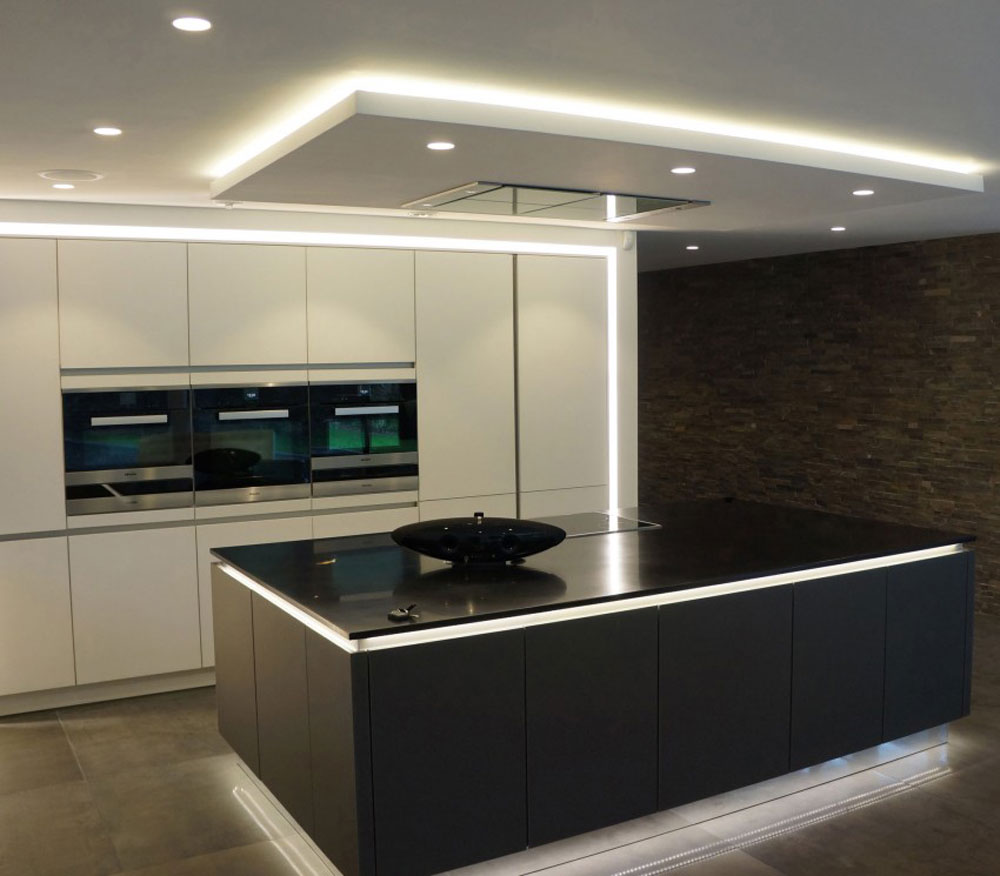 Beau Kitchen Interior Design For Flats To Create The