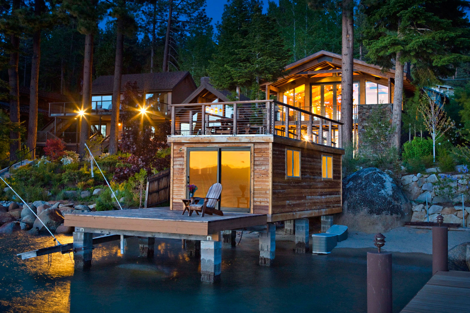 lake cabin design ideas that will wow you - Cabin Design Ideas