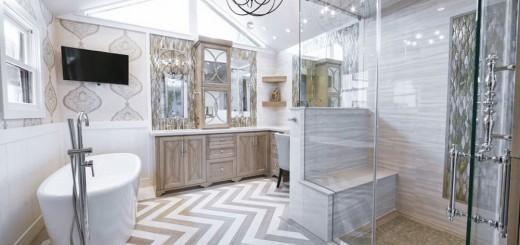 Latest Bathroom Interior Design Examples (11)