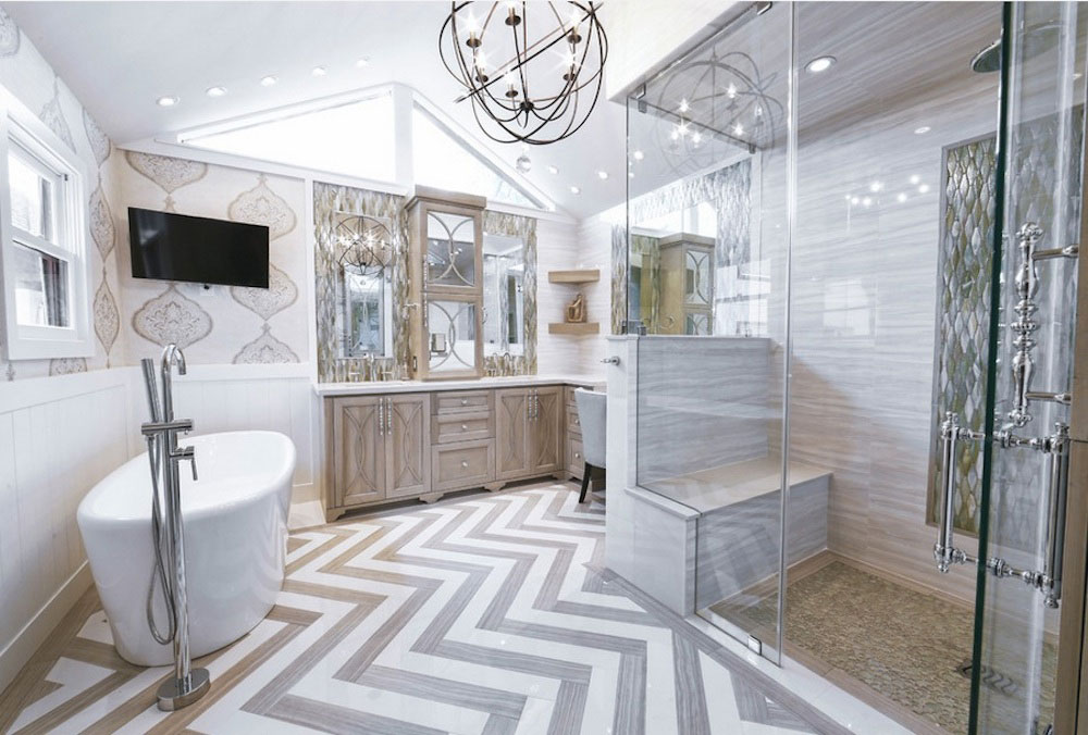 . Latest Bathroom Interior Design Examples