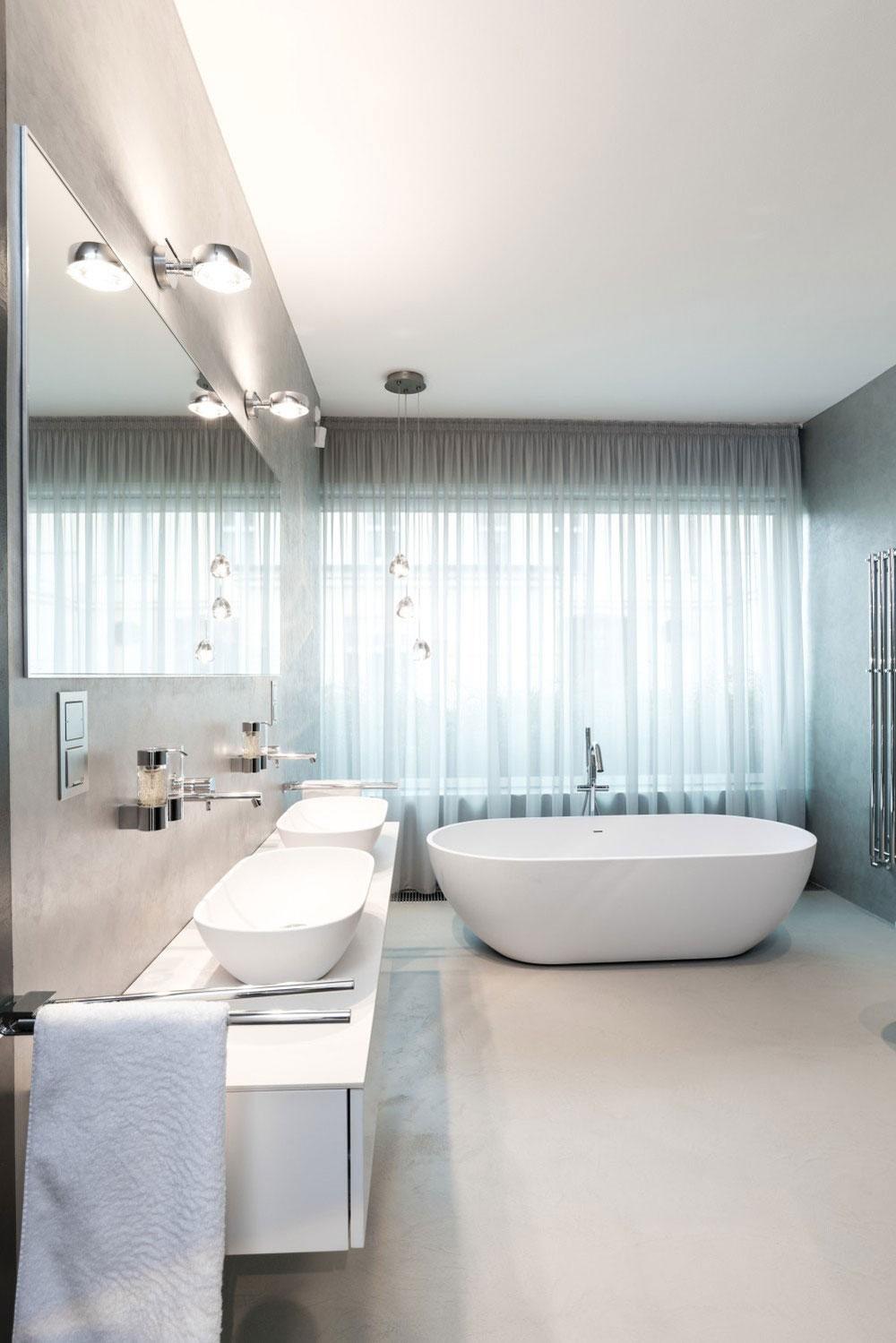 Latest Bathroom Interior Design Examples