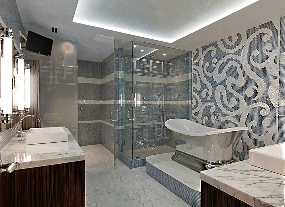 Latest Bathroom Interior Design Examples 9