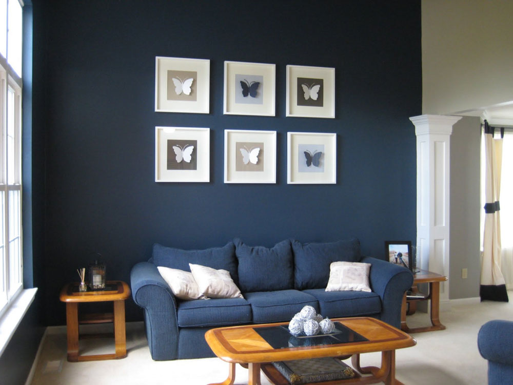 Interior Paint Color Ideas. Living Room Interior Painting Ideas 2