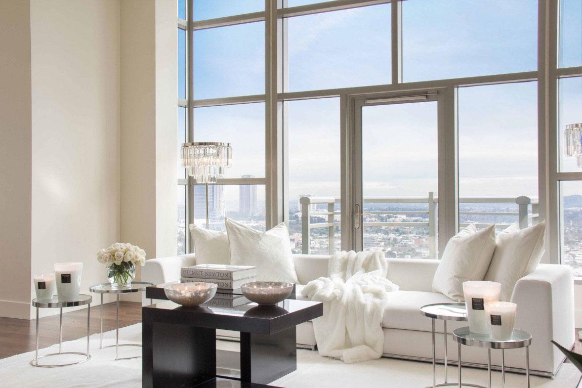 Luxury penthouse with amazing interior design 15 luxury penthouse with