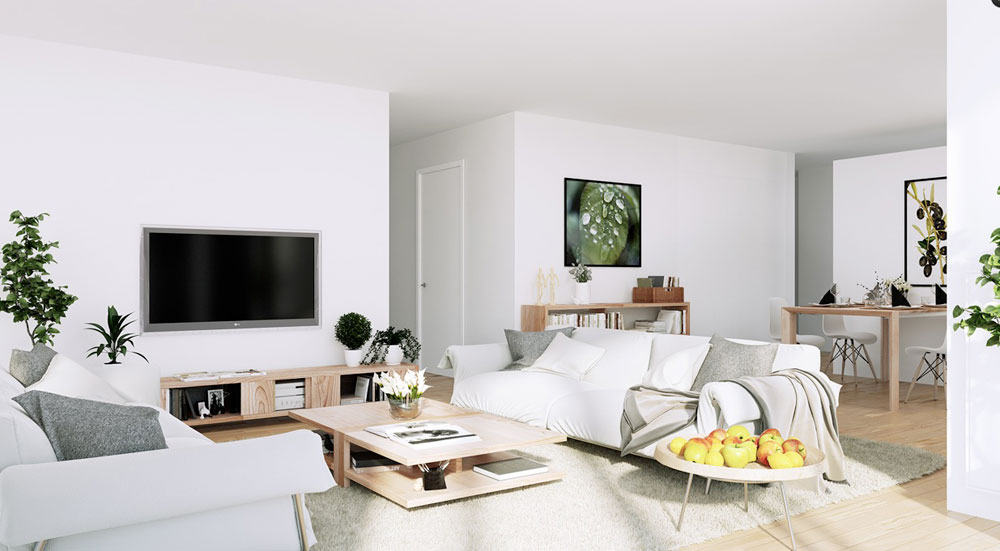 Neutral Colour Scandinavian Design, History, Furniture And Modern Ideas
