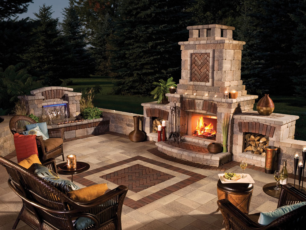 Outdoor Fireplace Design Ideas To Pick From 1