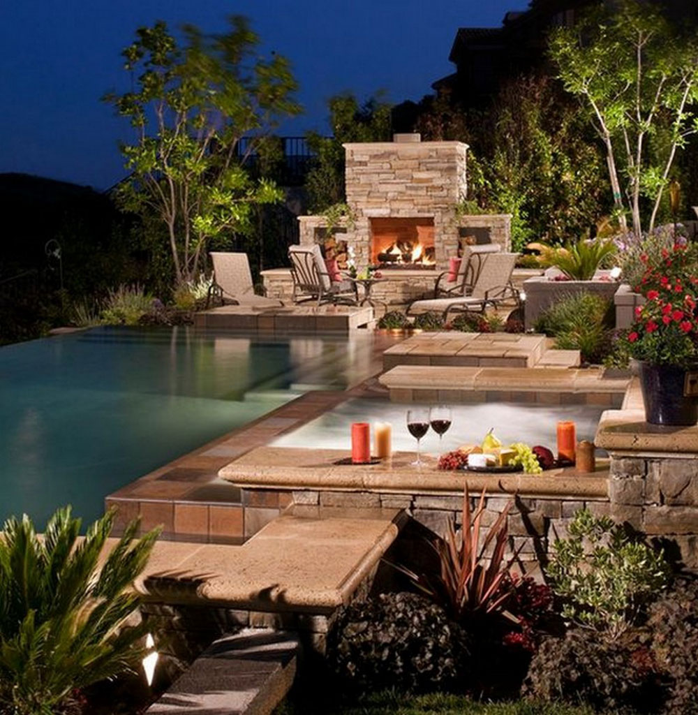 Outdoor Fireplace Design Ideas To Pick From