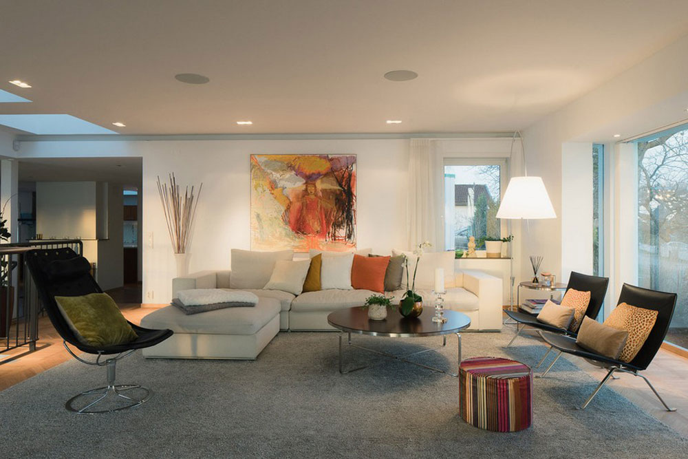 Unique Living Room Interior Design