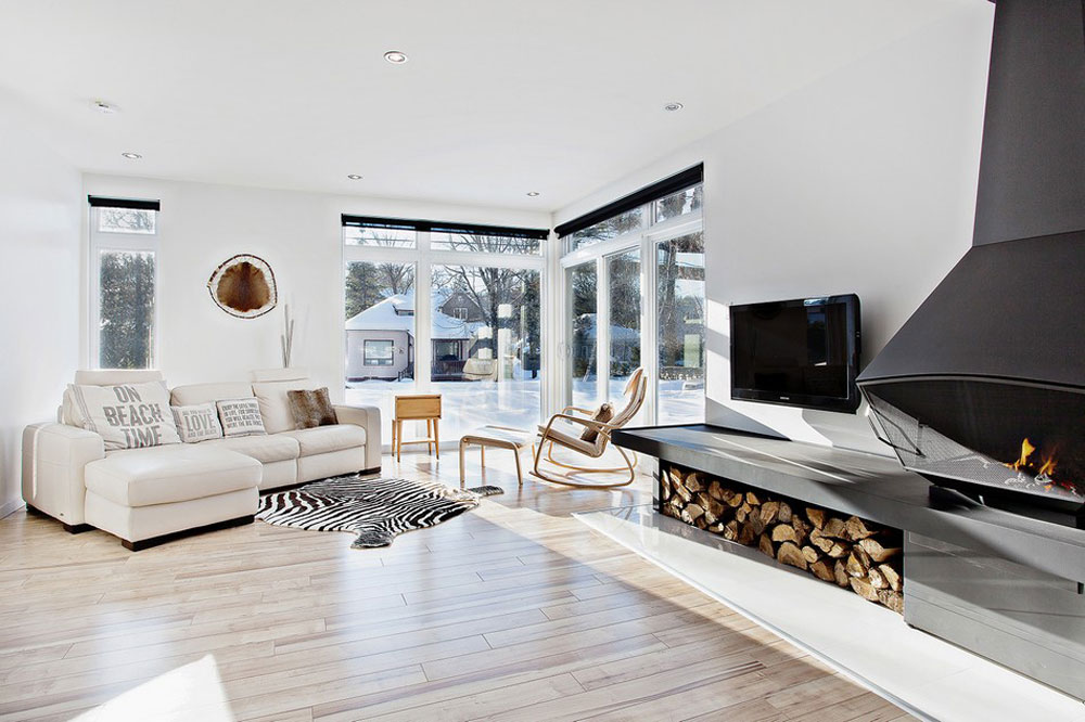 Unique Living Room Interior Design 7