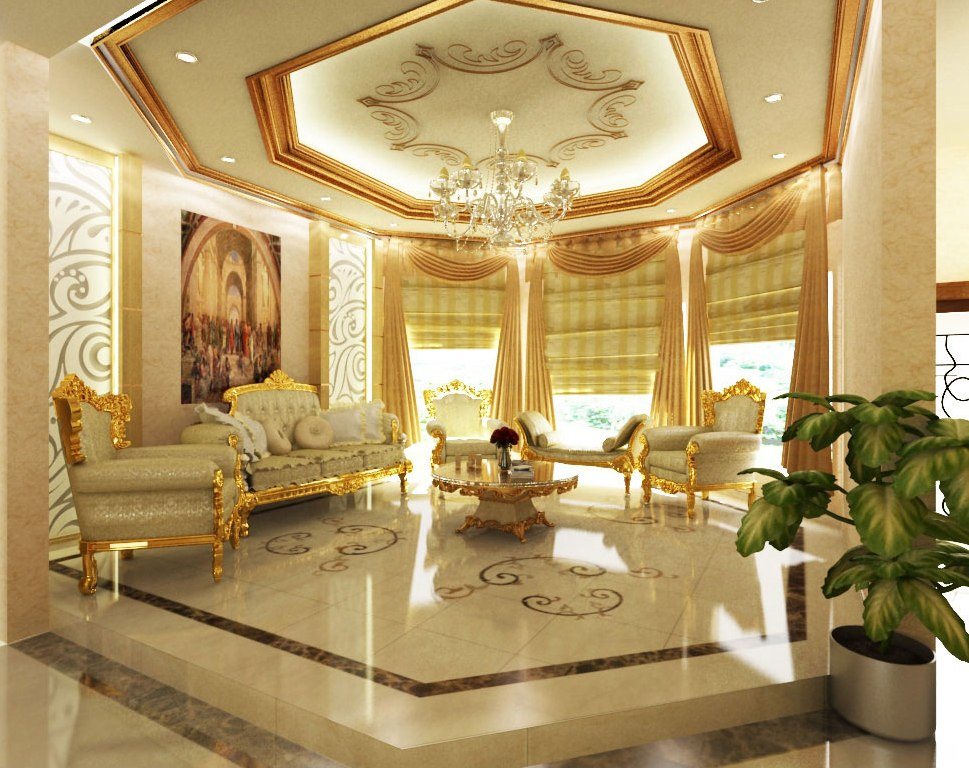 Arabic Interior Design, Decor, Ideas And Photos