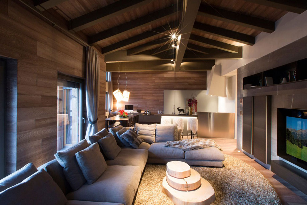 Apartment In The Beautiful And Luxurious Mountain Ski