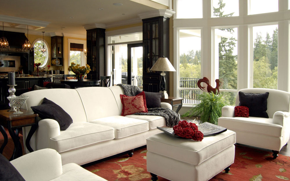 Colonial Style Interior Design Decorating Ideas 2