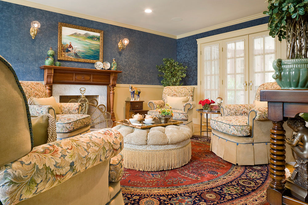 Converting Existing Rooms To An English Country Theme