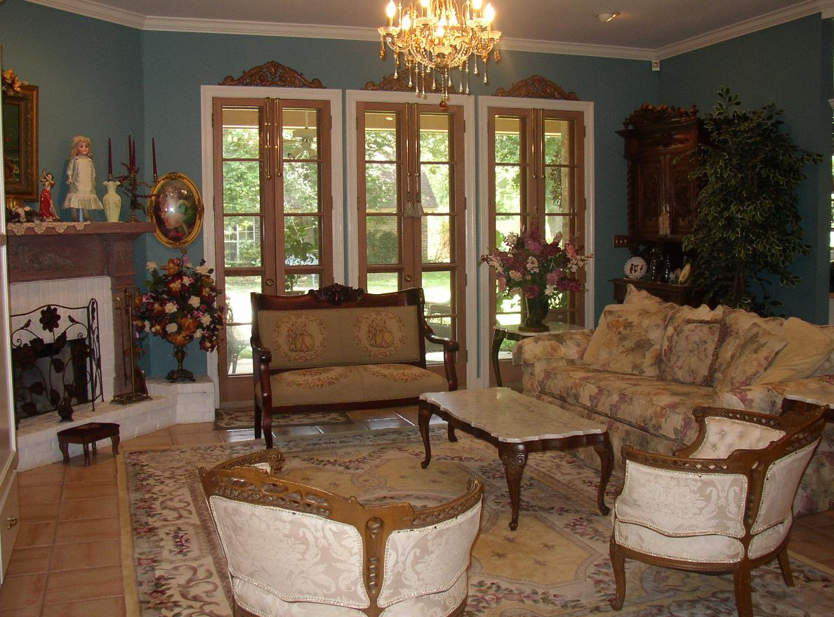 Country Living Room 5 The Beauty Of English Style Home Decor