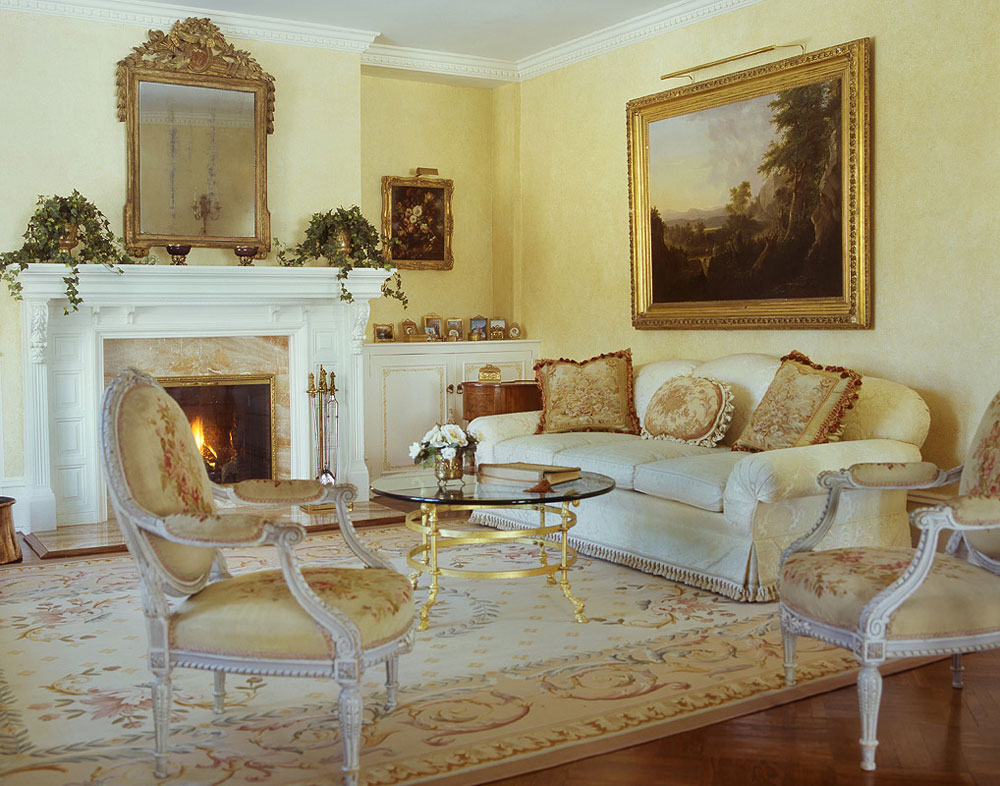 attractive french interior design amazing pictures