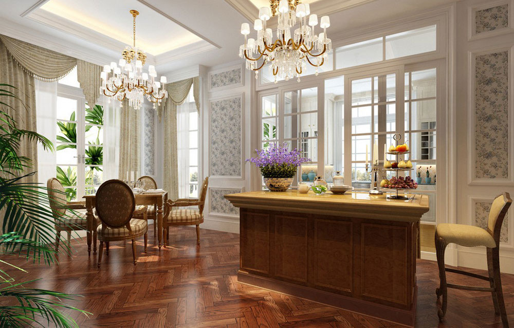 French Interior Design Ideas Style And Decoration 5 French