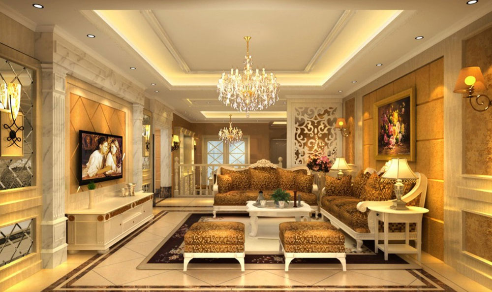 French Interior Design Ideas, Style And Decoration