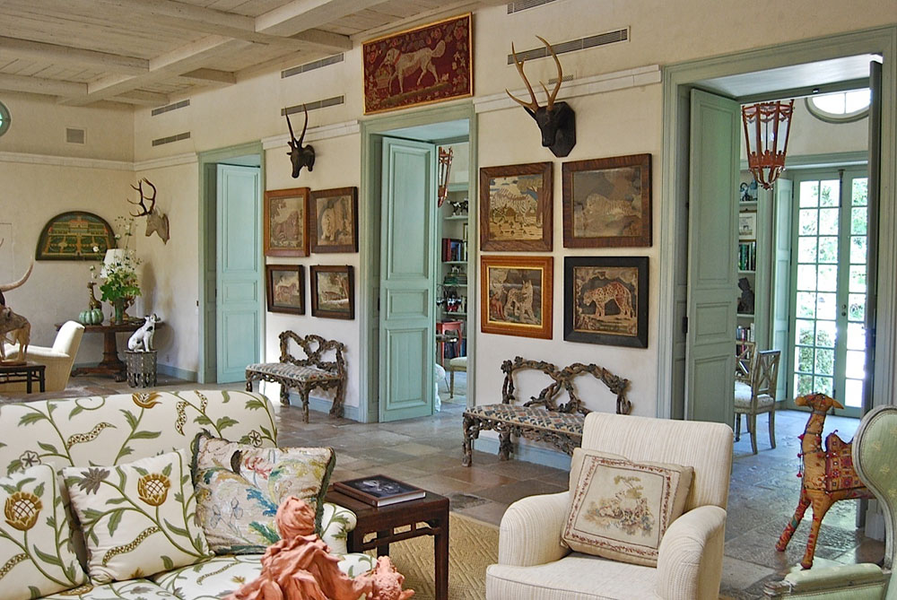 French style interior design ideas decor and furniture Parisian style home