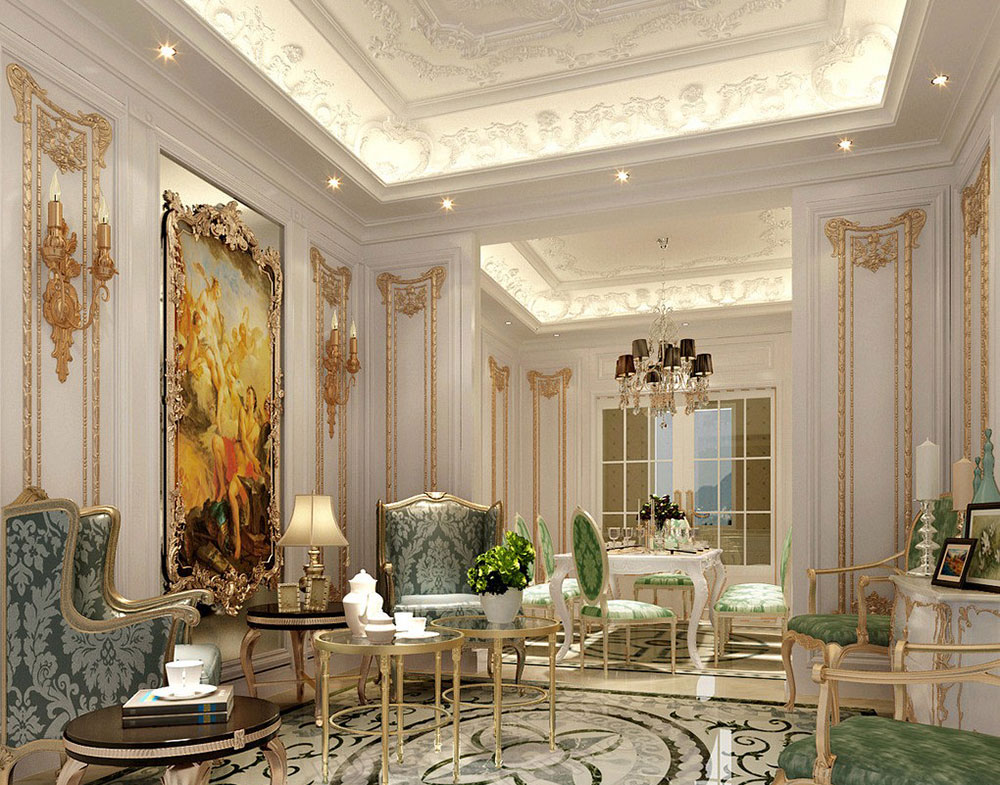 French Style Interior Design Ideas Decor And Furniture