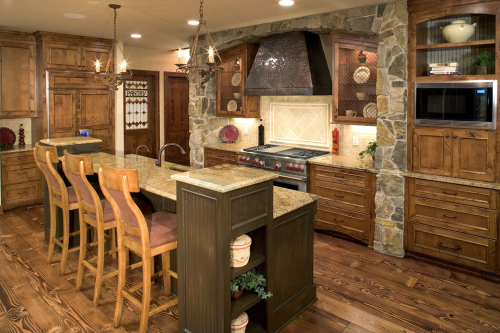 ideas for decorating a rustic interior design 1 - Rustic Interior Design Ideas
