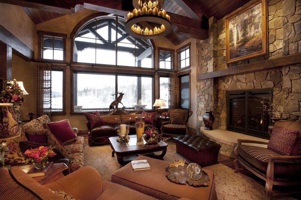 Ideas For Decorating A Rustic Interior Design