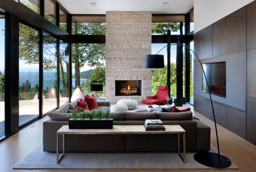 Modern House Ideas Part - 32: Image-14 Modern House Interior Design Ideas