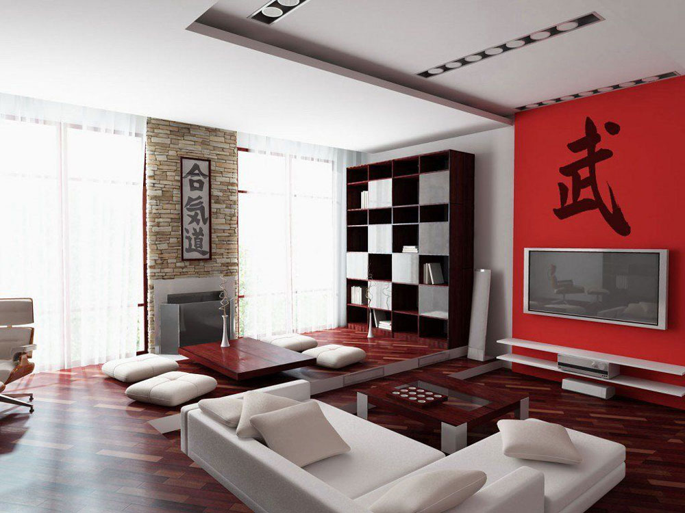 japanese interior design the concept and decorating ideas - Japanese Interior Designs