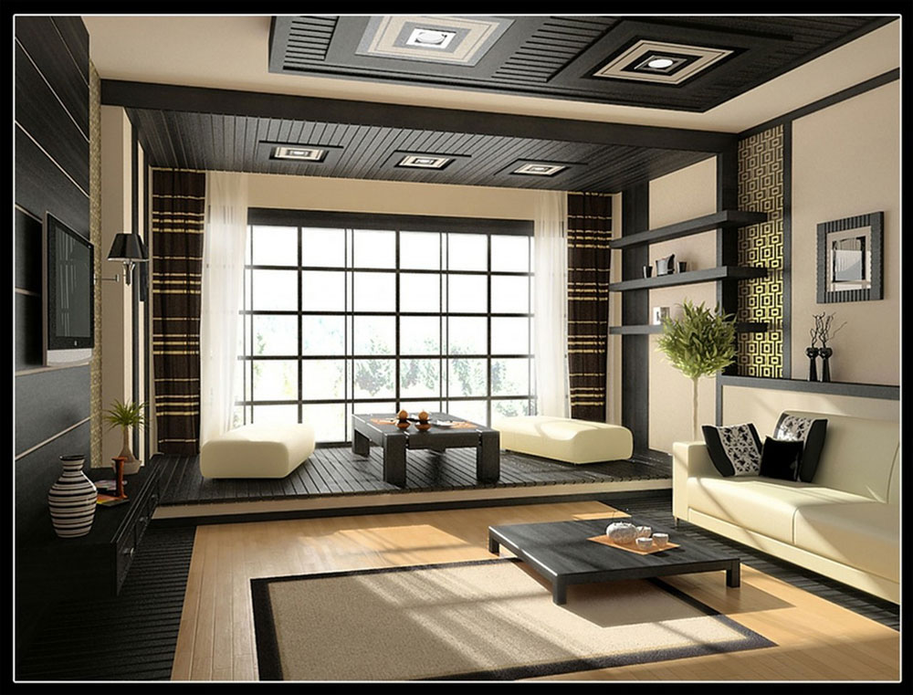 Interior Design Japanese Style japanese interior design, the concept and decorating ideas