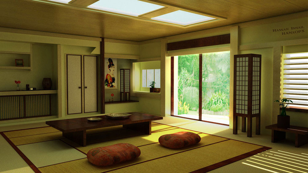 Exceptional Japanese Interior Design The Concept And Decorating Ideas