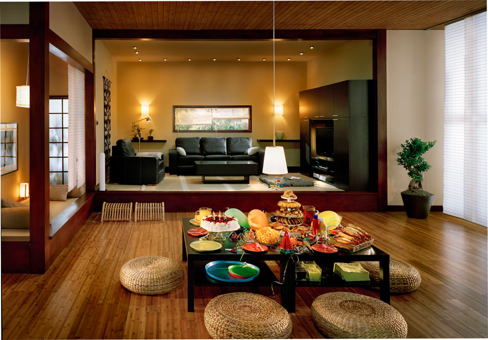 Japanese Houses Interior japanese interior design, the concept and decorating ideas