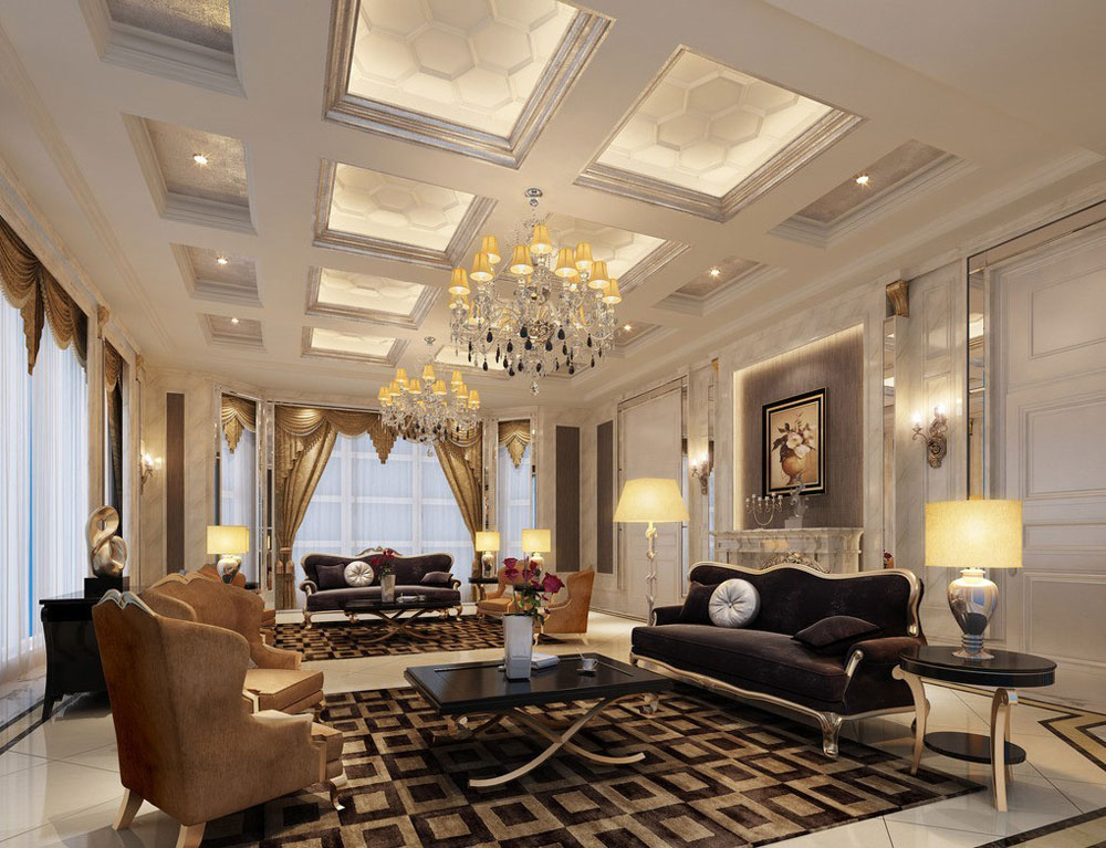 Interior Design Principles And Elements That Make A Beautiful House,Light Brown Chocolate Brown Chestnut Brown Hair Color