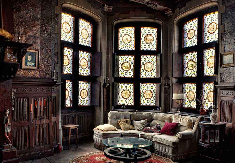 Gothic Interior Design Ideas