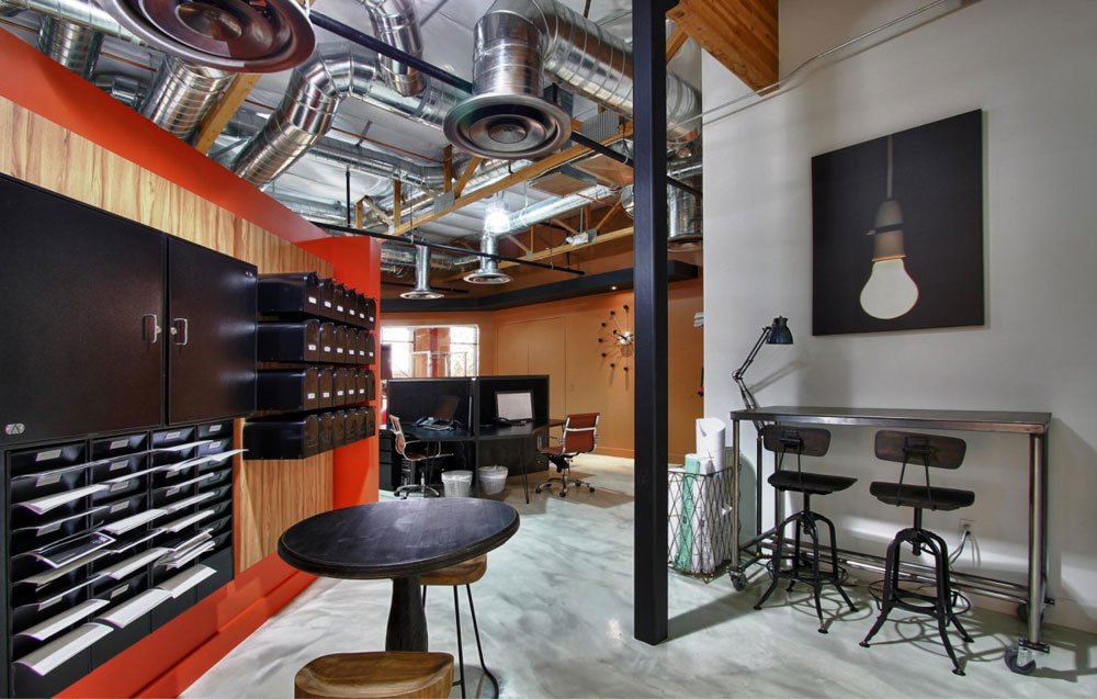 Superior Modern Industrial Interior Design Definition And Ideas To  Photo