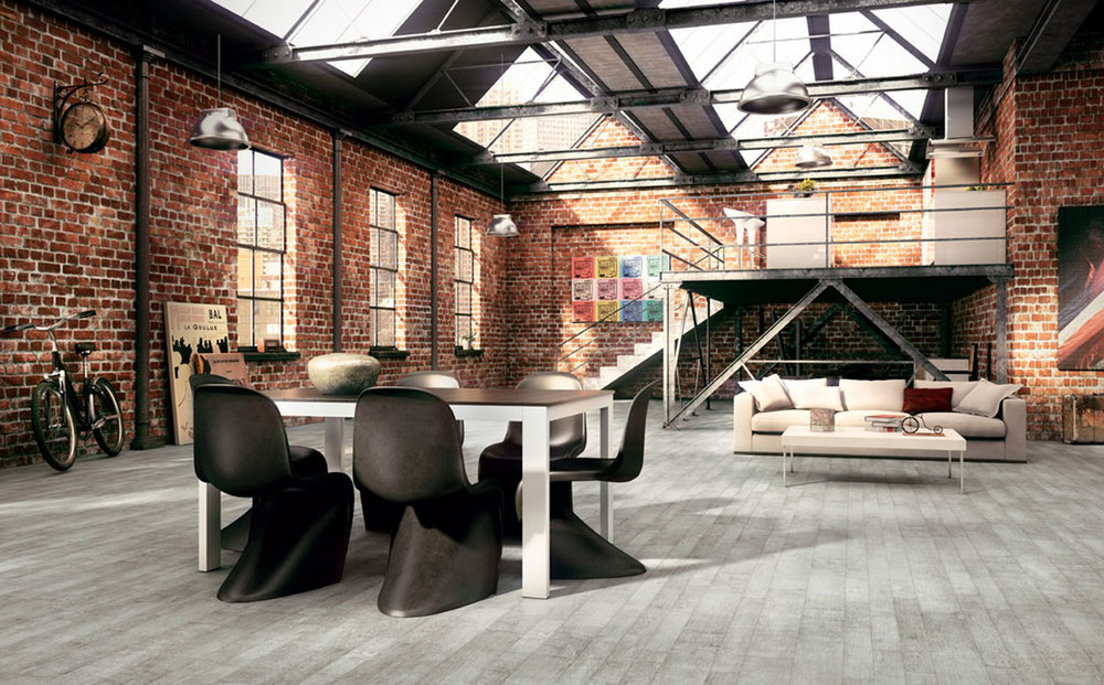 Industrial Interior Design Ideas modern industrial interior design - definition and ideas